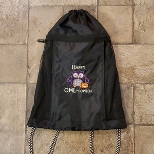 Thirty-One Spirit Collection Halloween String Bag